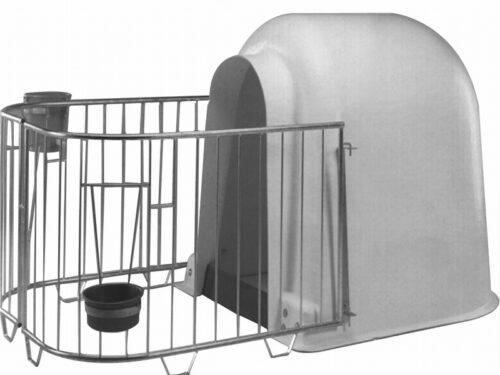 Kalvehytte - Tunetanken